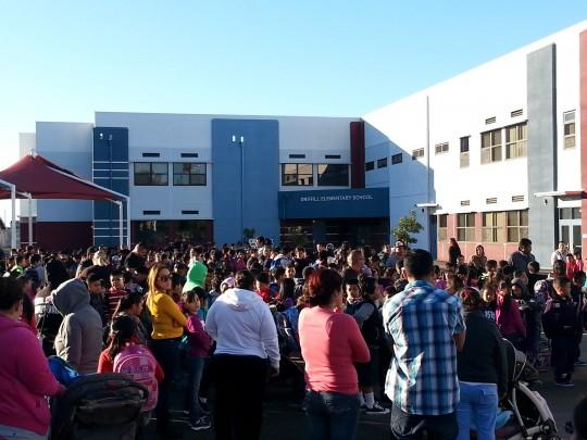Driffill P2P Project - Oxnard School District