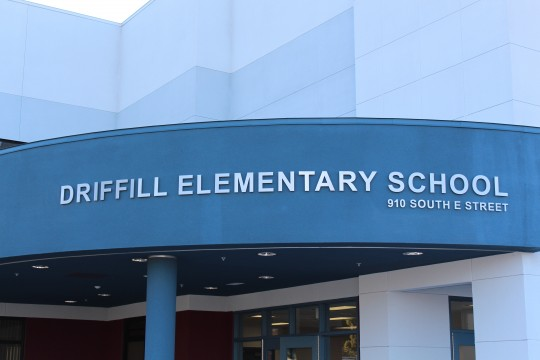 Driffill P2P Project - Oxnard School District