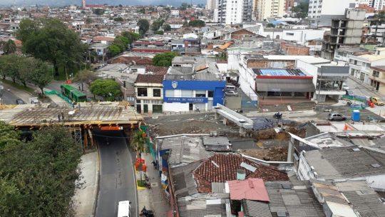 Puente Pereira - Calle 13